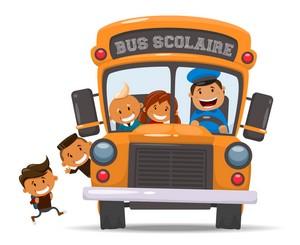 Horaires Transport scolaire – Maternelle et Elémentaire